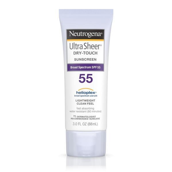 Kem Chống Nắng Toàn Thân Neutrogena Ultra Sheer Dry-Touch Sunscreen Spf 55 88Ml