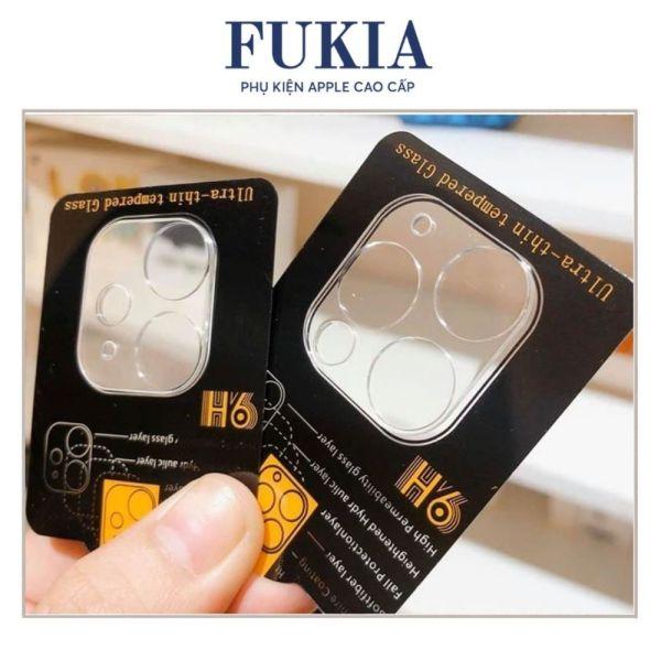 Kính bảo vệ camera dành cho iPhone 12 promax/ 12 pro/ 12/ 12min/ 11/ 11 pro/ 11 promax