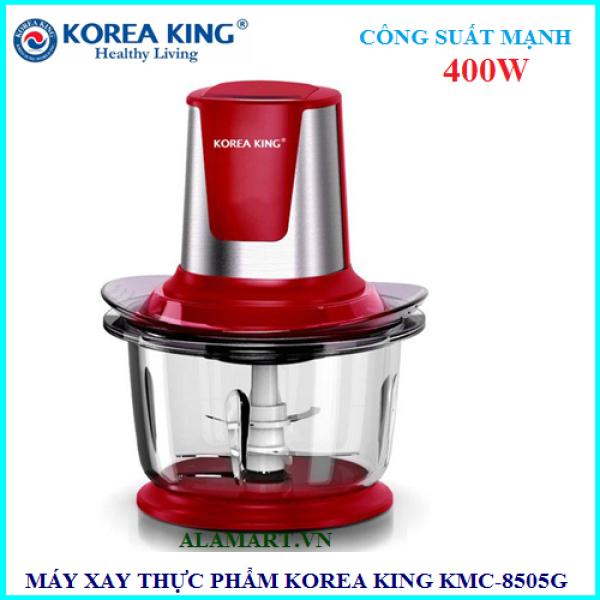 Máy xay thịt Korea King KMC-8505G (400w)