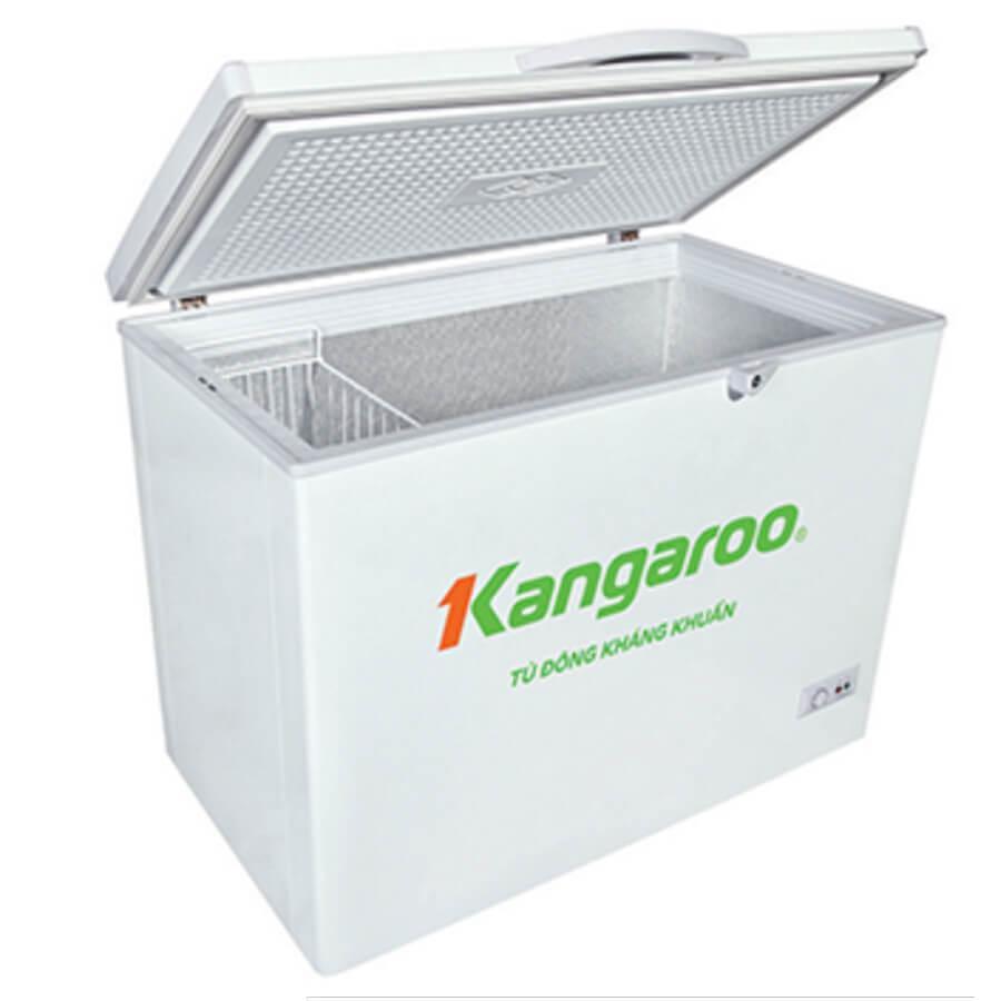 Tủ đông kháng khuẩn Kangaroo KG235C1 235L 1 ngăn, 1 cánh