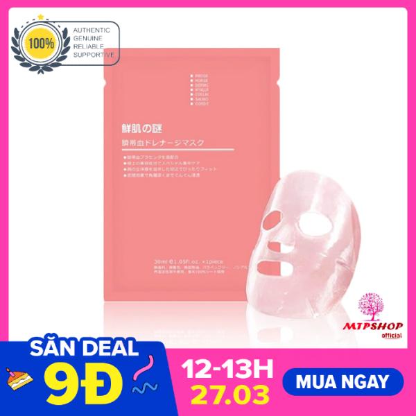 [01 MIẾNG] Mặt Nạ Tế Bào Gốc Nhau Thai Rwine Beauty Steam Cell Placenta Mask