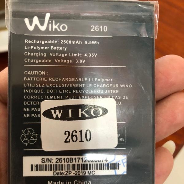 Pin điện thoại wiko