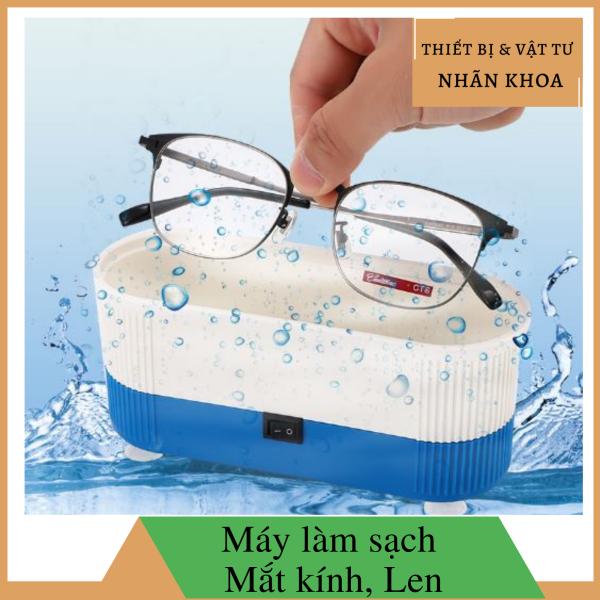Giá bán Máy Rửa Kính Mắt, Len Tiện Lợi | Tặng Kèm Tuốc Nơ Vít Mini 3in1