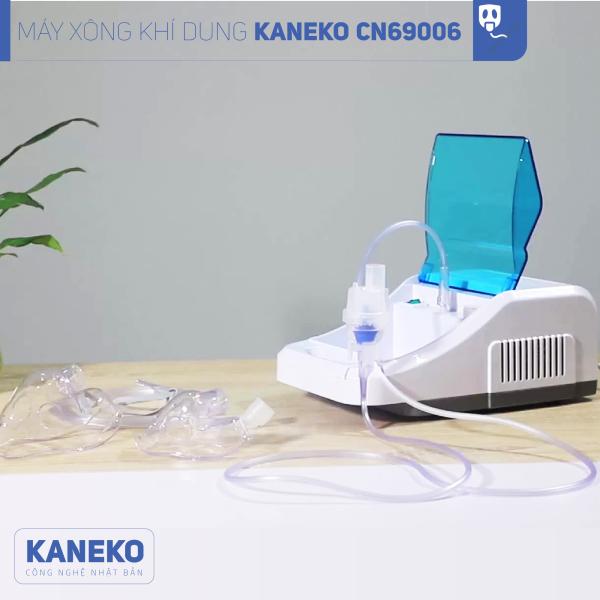 [Chính hãng] Máy xông mũi họng Nhật Bản Kaneko CNB69016 bảo hành 3 năm