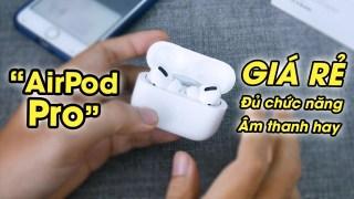 Airpods Pro Tai Nghe Không Dây Bluetooth Airpod Chống Ồn Định Vị Đổi Tên Thế Hệ Thứ 3 thumbnail