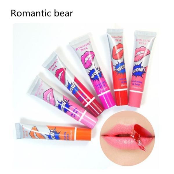 Tuýp son xăm lâu trôi 15ml Romantic Bear