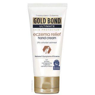 Kem dưỡng ẩm cho da tay khô, nứt nẻ Gold Bond Eczema Relief Hand Cream 85g (Mỹ) thumbnail