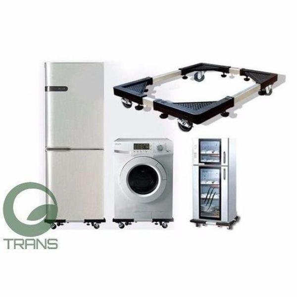 Chân Đỡ Di Chuyển Tủ Lạnh Máy Giặt Có Bánh Xe-CĐTL220-Qmart