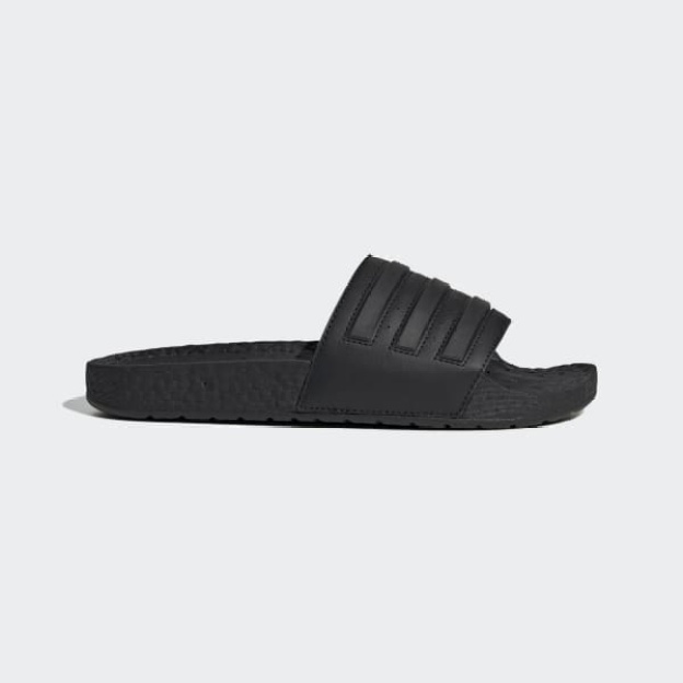 Dép Adidas Adilette Boost Chính Hãng-Adidas Adilette Boost Slides Full black- [EH2256] giá rẻ