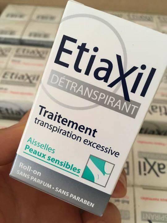 Lăn Khử Mùi EtiaXil Pháp