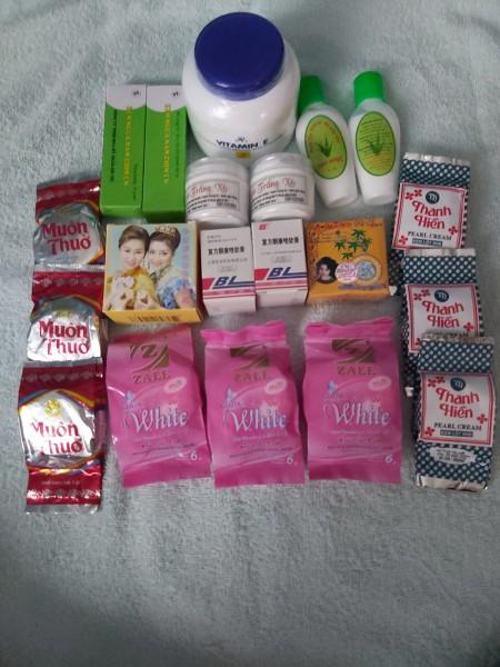 công thức trắng nhanh body 10 sản phẩm giá rẻ