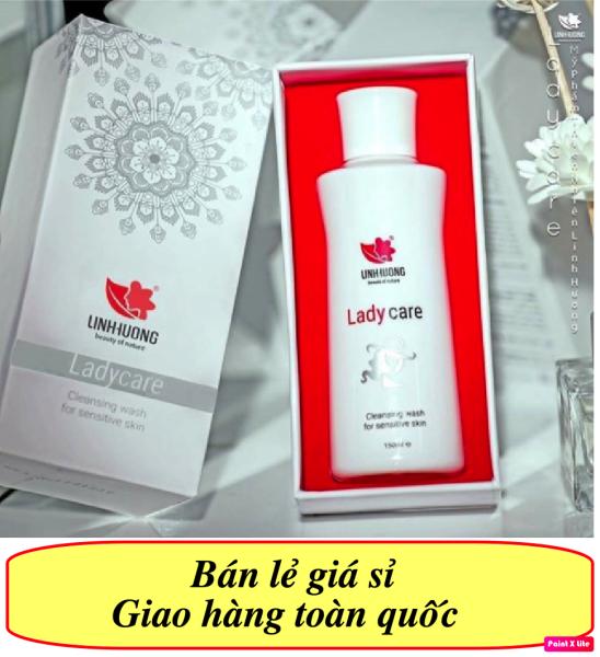 [CHUYÊN SỈ] Gel phụ khoa Lady Care linh hương Dung dịch vệ sinh phụ nữ dịu nhẹ an toàn không gây dị ứng phù hợp cho chị em cao cấp