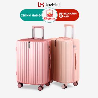 Vali du lịch vali kéo size 20 24 28inch Kingsun cao cấp KS-219 thumbnail