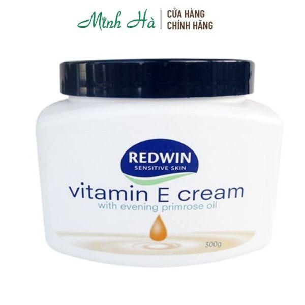 Kem dưỡng toàn thân Redwin Vitamin E Cream 300g cao cấp