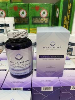Viên Uống Trắng Da Relumins Advance White Glutathione Complex 1650mg ( 90 Viên ) _ thumbnail