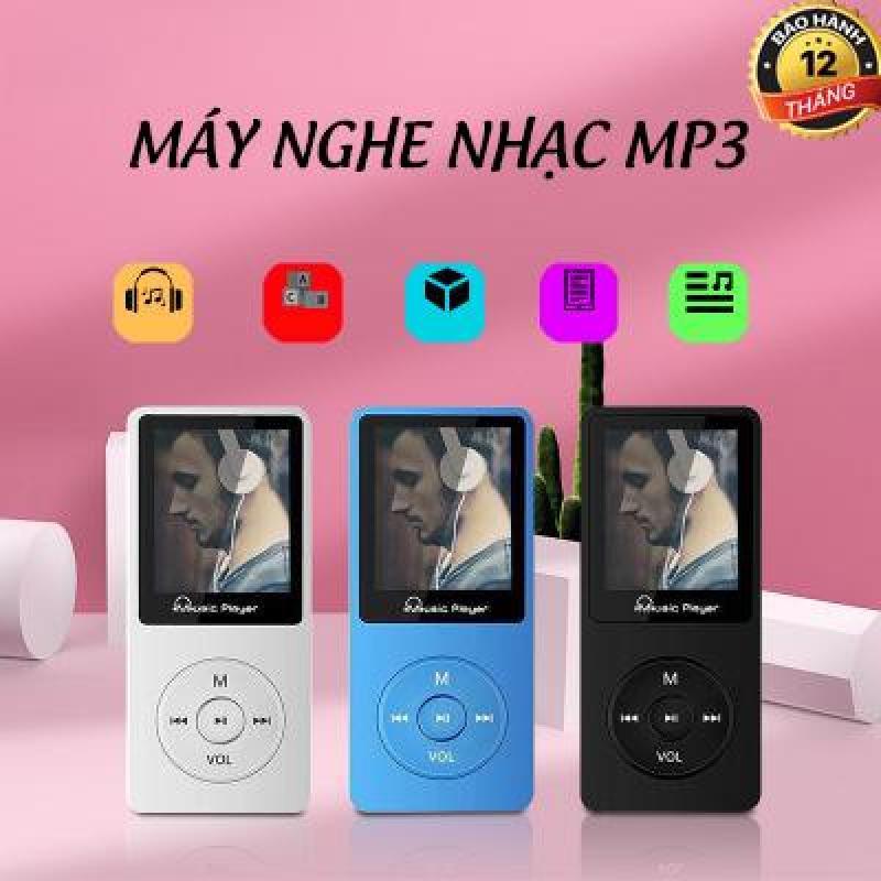 Máy nghe nhạc MP3, Nghe nhạc cực đã Hỗ trợ nghe nhạc, video, hình ảnh, ghi âm, radio, sách Thẻ nhớ dung lượng lên đến 64GB bảo hành tại Landmark