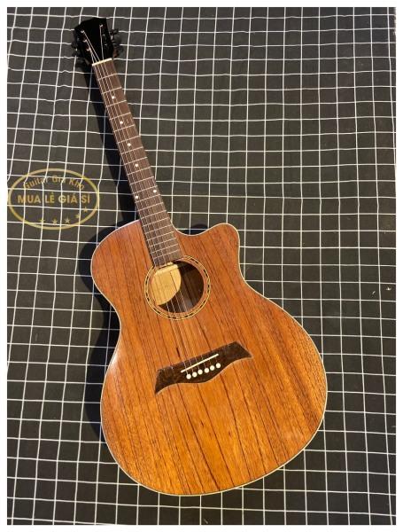 Đàn Guitar Acoustic full gỗ nguyên tấm GK-11