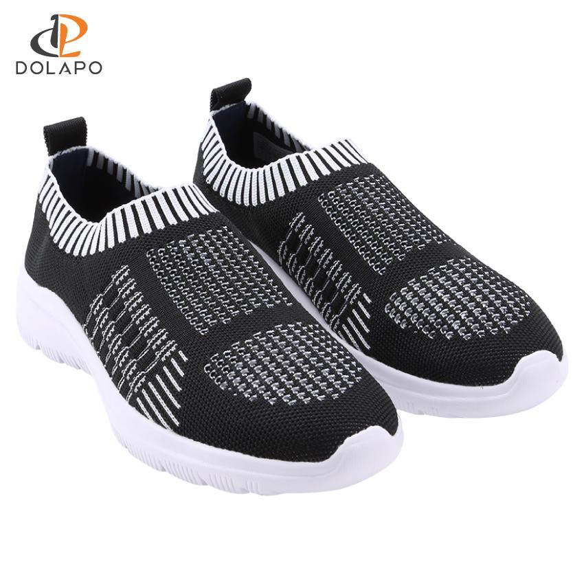Giày Thể Thao Dolapo SK91012 - Giày Sneaker Nam Nữ đẹp Đang Ưu Đãi Giá