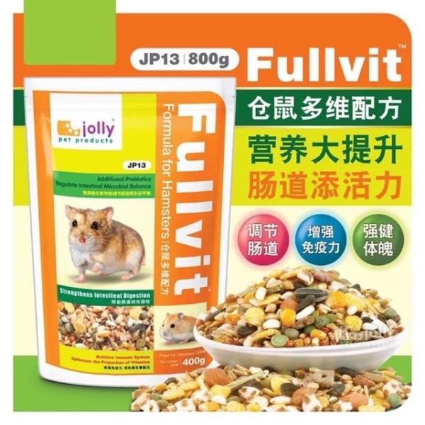 Thức ăn Fullvit vitamin 800g cho hamster