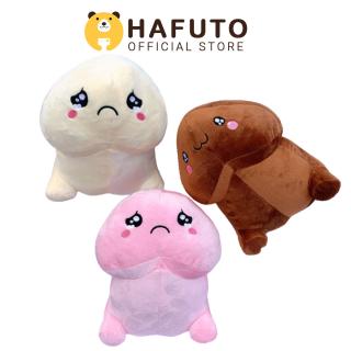 Gấu bông Hafuto Thú bông ciu ciu, cu bông quà tặng cho bạn gái đồ chơi trẻ em thumbnail