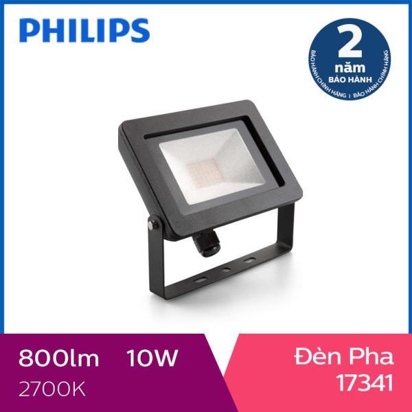 Đèn pha Philips LED My Garden 17341 10W 2700K - Ánh sáng vàng