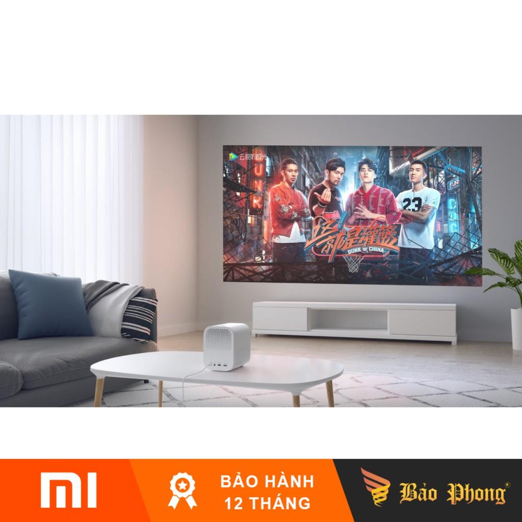 Máy Chiếu Thông Minh Full HD 4K TV Video Proyector 1080P XIAOMI Mijia Projector Youth Version Giá Siêu Rẻ