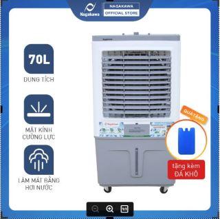 Freeship - Máy Làm Mát Nagakawa NFC668 dung tích 80L NFC999 70L - 3 cấp độ gió - phù hợp không gian rộng - công suất 220W - Bảo hành 12 tháng - Hàng chính hãng thumbnail