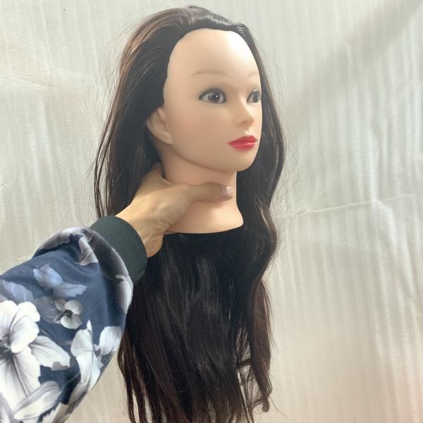 Đầu Manocanh học làm tóc giá rẻ