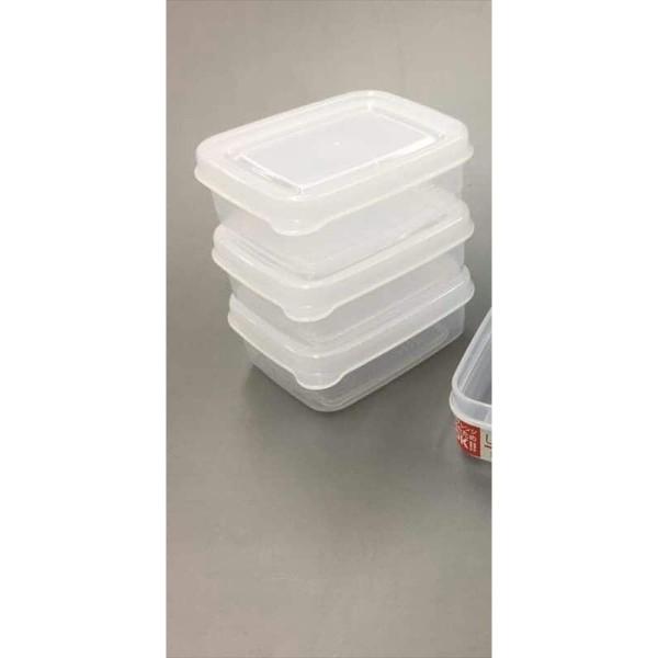 Combo 10 Hộp trữ đồ đông 100ml - hộp chia thức ăn dặm cho bé song long cao cấp - 00176