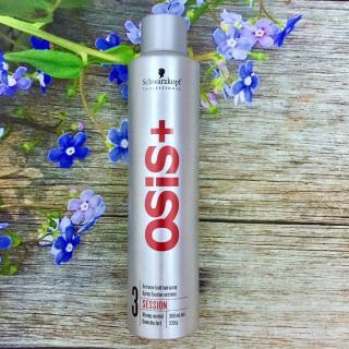 [HCM]Gôm xịt tóc giữ nếp cứng Schwarzkopf OSiS + 3 Session Extreme Hold Hairspray 300ml thumbnail