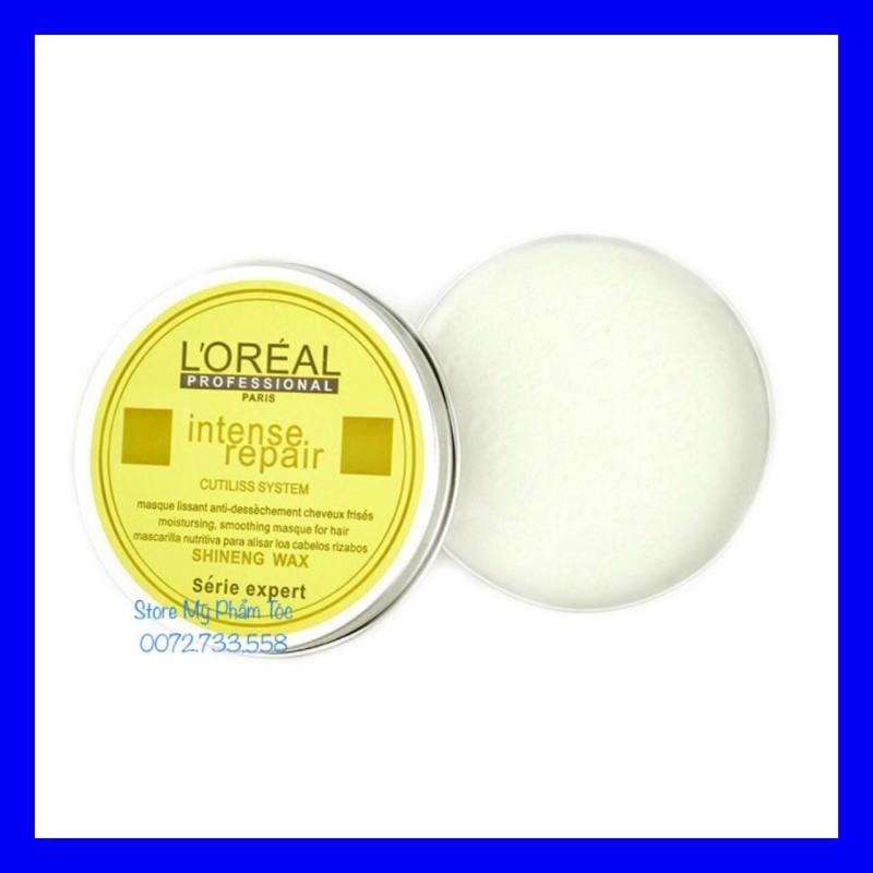 Sáp Vuốt Tóc LOreal Professional Paris Intense Pepair Wax, Clay Wax (Nắp vàng) giá rẻ