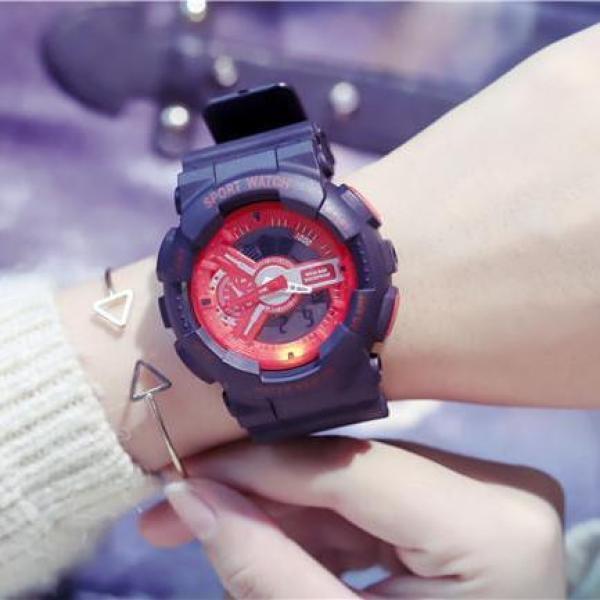 Nơi bán Đồng hồ thể thao nam nữ Shhors Sport watch dây cao su size