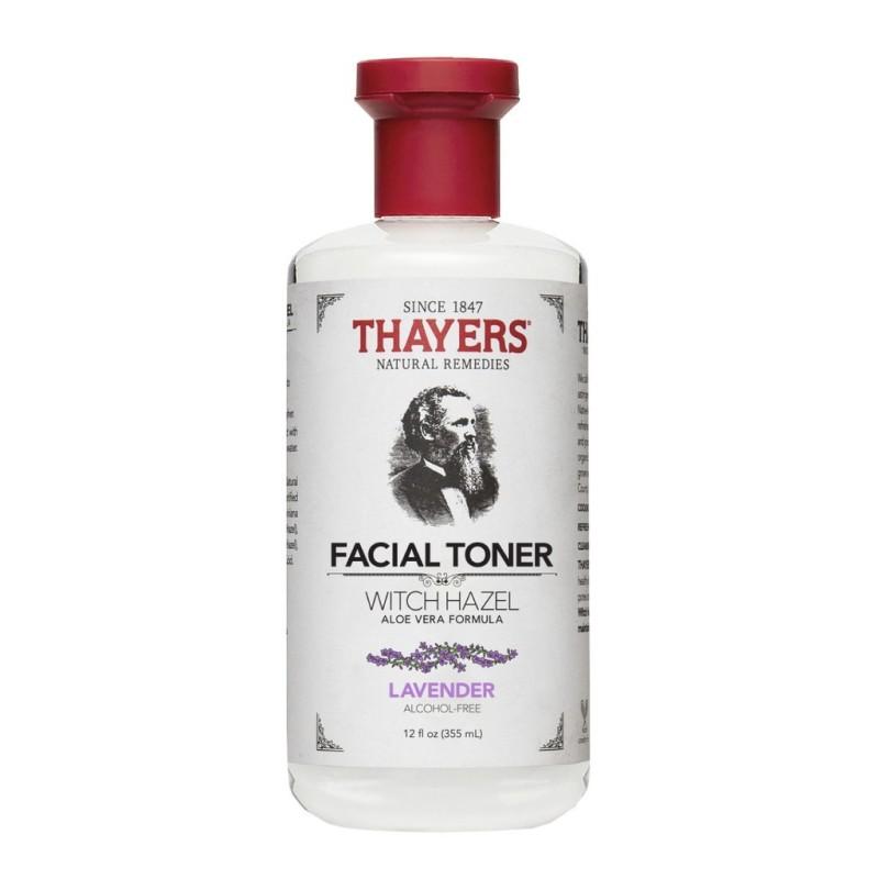 Nước hoa hồng không cồn Thayers - Lavender - 041507070066