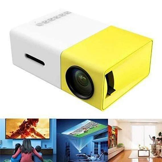 Bảng giá [SALE] Máy Chiếu Mini YG300 Smart LED Projector Full HD 1080p Bản Mới Nhất