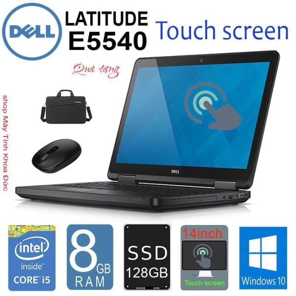 Bảng giá Laptop Dell Latitude E5540 Core i5-4300U/8gb Ram/128gb SSD/ màn cảm ứng 15.6inch HD Phong Vũ