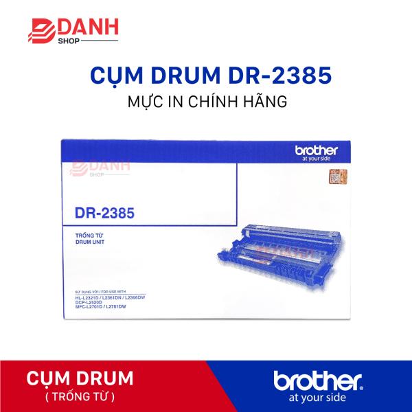 Bảng giá Mực in Brother TN 2385 Brother HL-L2361DN, 2321, 2366, 2701D, 2701DW, CHÍNH HÃNG Phong Vũ