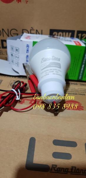 Bóng đèn LED BULB DC 9W
