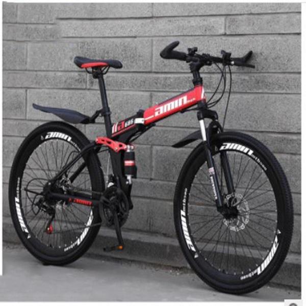 Mua Xe đạp thể thao gấp gọn 26 icnh 21 cấp độ, khung nhôm hợp kim cacbon cao cấp