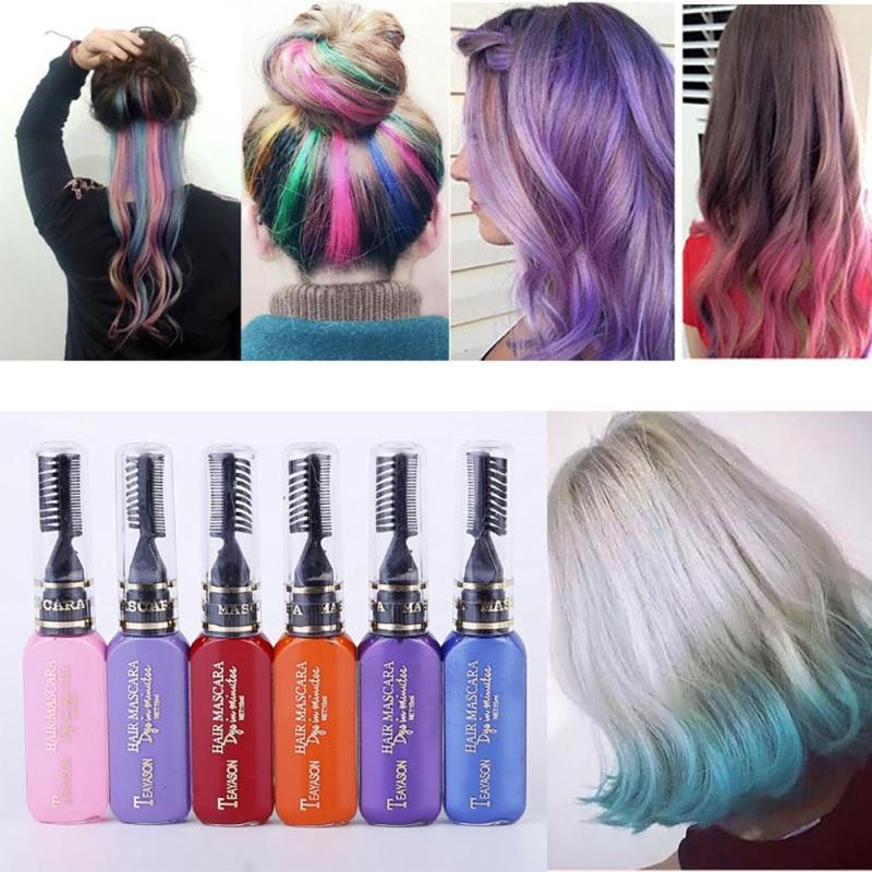Line tóc Màu (dạng chải) cao cấp