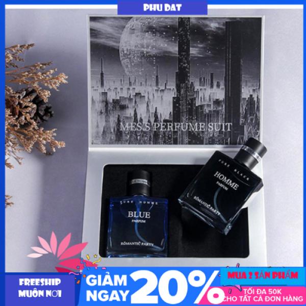 Set 2 nước hoa nam hàng chính hãng nội địa Jeanmiss Nh21 tặng quà tặng trị giá 40k. Mua 2 giảm 10% Fllow shop giảm 20k