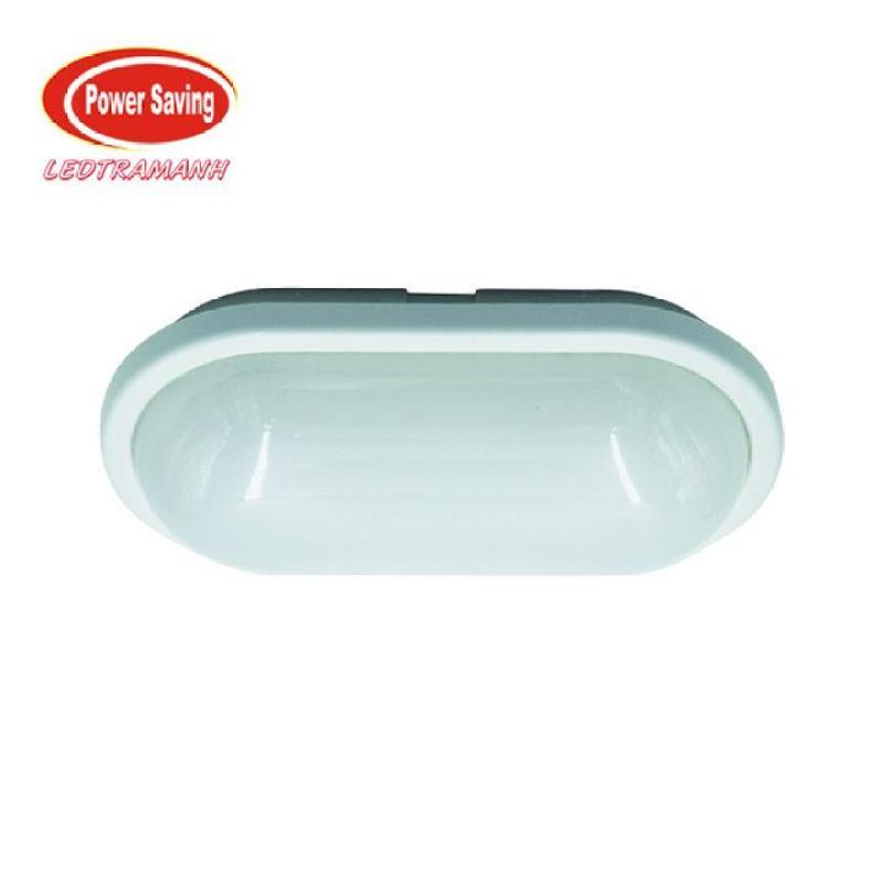 Đèn mâm led nổi HG 20W oval áp trần Chống ẩm