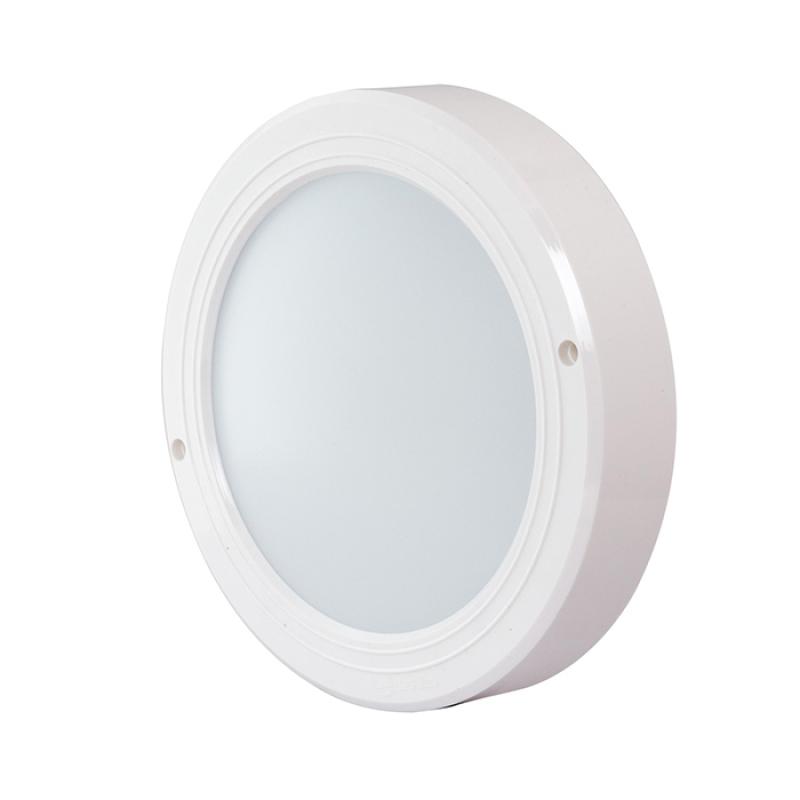 Đèn LED ốp trần cảm biến LN05.RAD 220/14W 6500K SS
