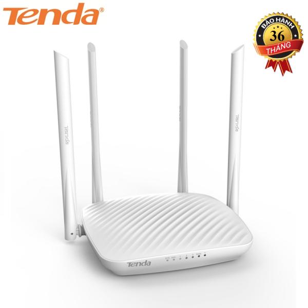 Bảng giá Thiết bị phát sóng WIFI Tốc độ 600Mbps TENDA F9 (Trắng) - Hãng Phân phối chính thức Phong Vũ