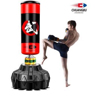 Bao cát boxing lật đật Bao cát đấm bốc Bao cát dùng tại nhà người lớn trẻ em dụng cụ tập gym Redepshop thumbnail