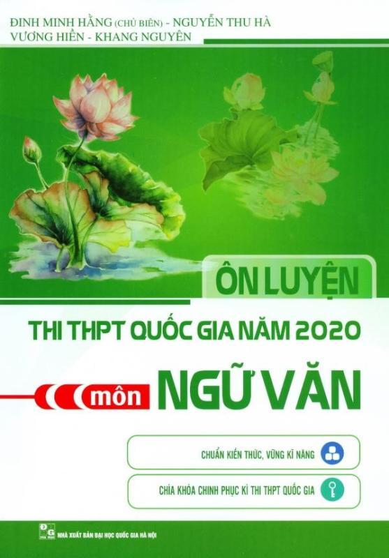Mua Ôn Luyện Thi THPT Quốc Gia Năm 2020 Môn Ngữ Văn