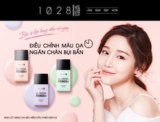 1028 Kem Lót Sáng Da Siêu Kiềm Dầu Phiên Bản EX thumbnail