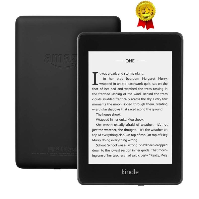Máy đọc sách Kindle Paperwhite - thế hệ 10 - bản chống nước - tên gọi khác paperwhite 4