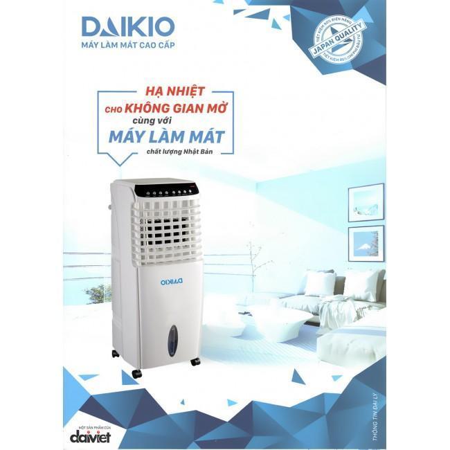 <  HỖ TRỢ VẬN CHUYỂN > Quạt điều hòa  - quạt hơi nước DAIKIO 800A mới 100% hệ thống bảo hành toàn quốc trong vòng 24 tháng