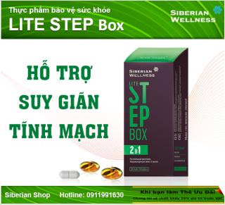 LITE STEP Box - HỖ TRỢ SUY GIÃN TĨNH MẠCH thumbnail