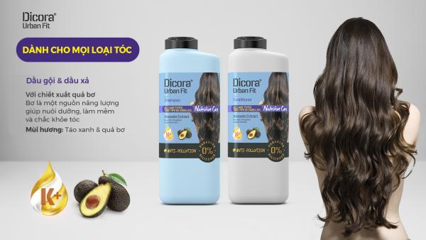 Dầu xả dưỡng tóc chắc khỏe dành cho mọi loại tóc chiết xuất trái bơ 400ml cao cấp